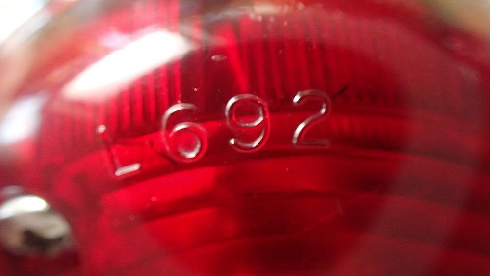 ロータス エラン ジネッタ Lucas L691 Lucas L692 リフレクター テールランプ O/H済み_画像4