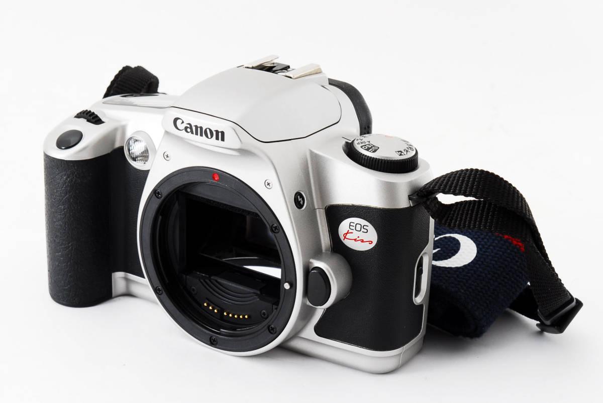 CANON EOS KISS 35mm フィルムカメラ film CAMERA #411815