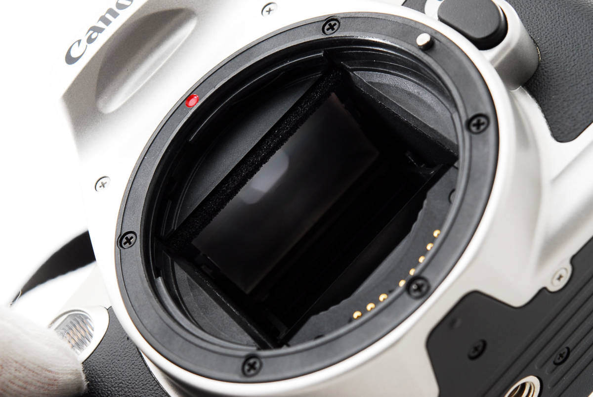 CANON EOS KISS 35mm フィルムカメラ film CAMERA #411815_画像4
