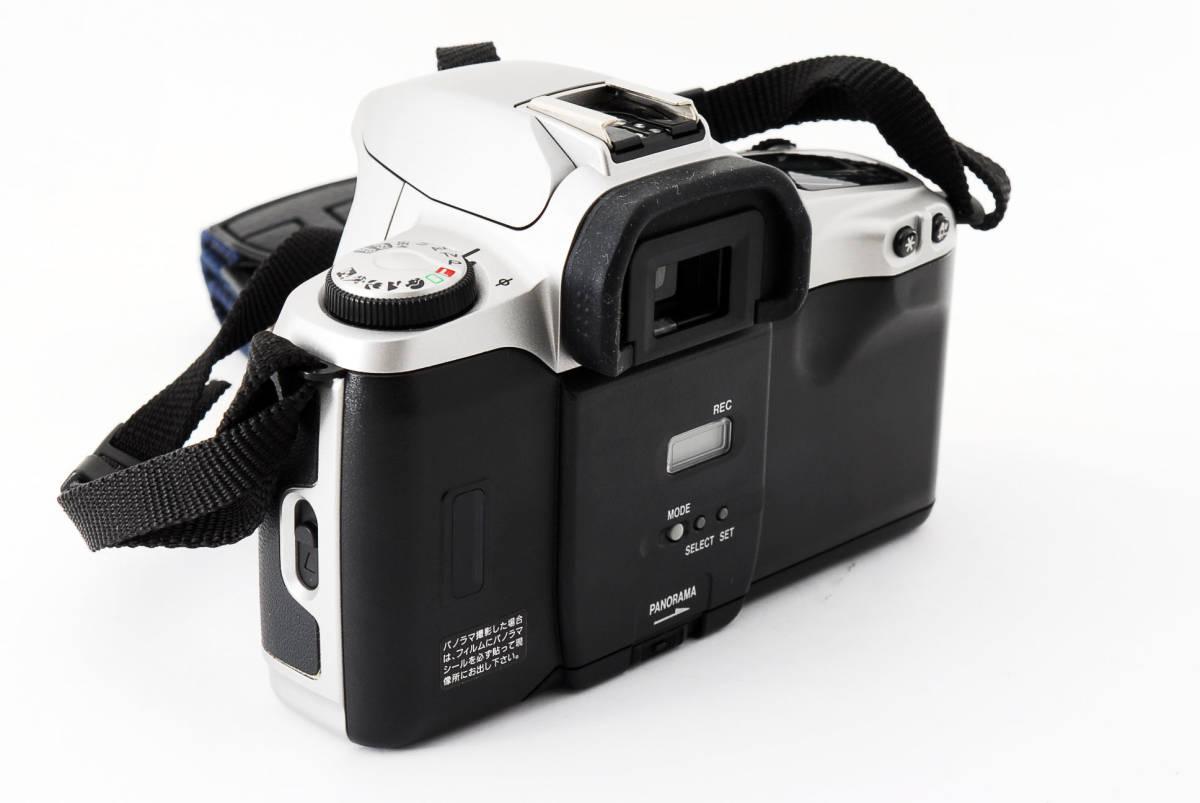 CANON EOS KISS 35mm フィルムカメラ film CAMERA #411815_画像6