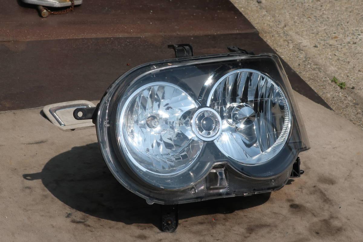 H17 CBA-L152S / L150S / L160S MOVE ムーブ ムーヴ カスタム RS 後期 純正 左側 HID ヘッドライト Assy / 100-51786_画像2