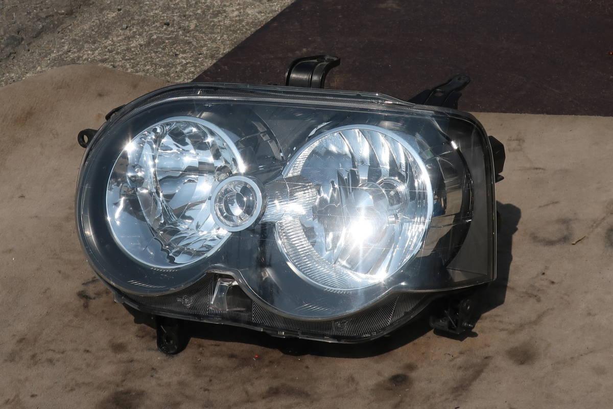 H17 CBA-L152S / L150S / L160S MOVE ムーブ ムーヴ カスタム RS 後期 純正 左側 HID ヘッドライト Assy / 100-51786_画像4