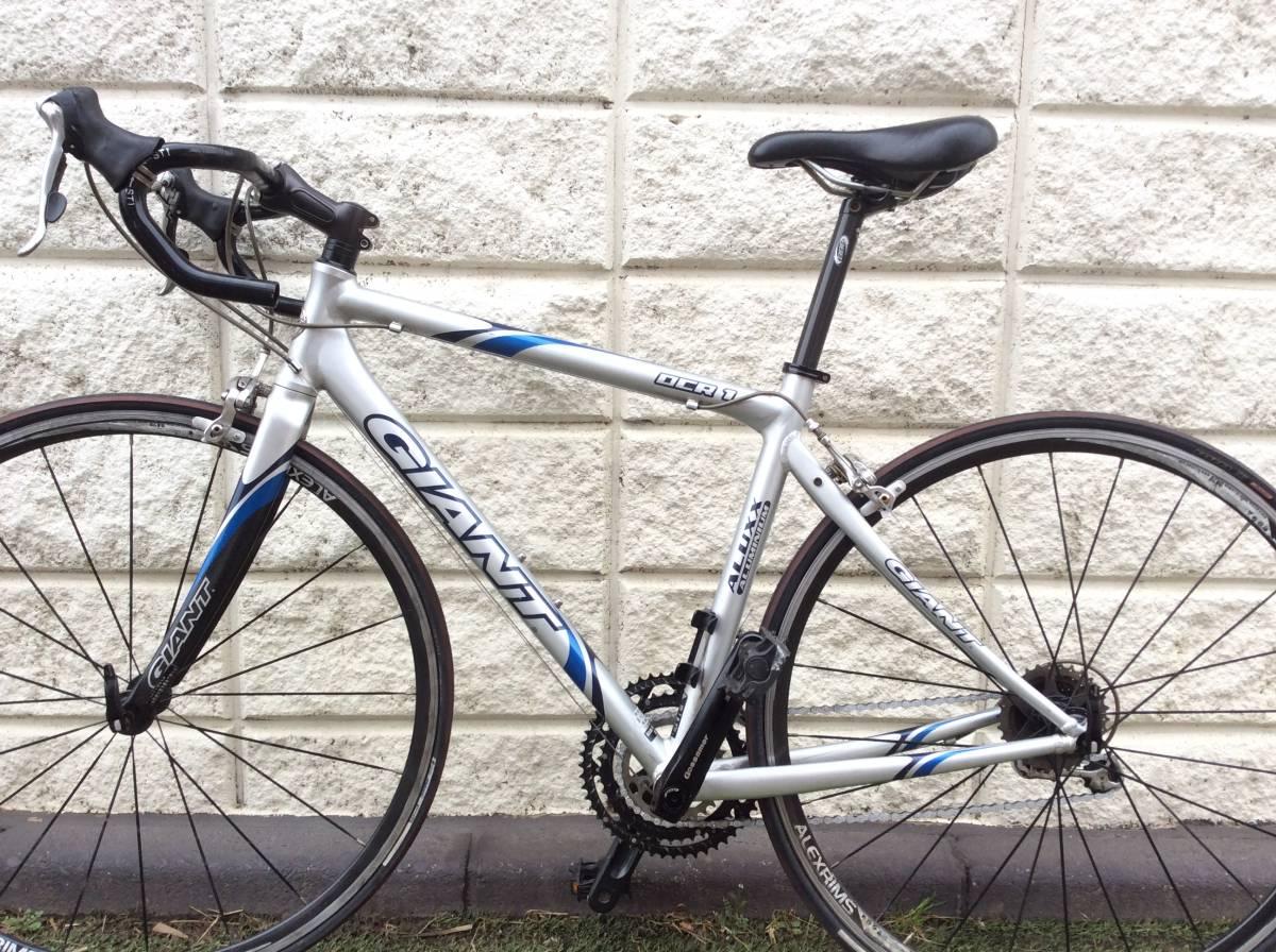 値下げ! 中古品 ロードバイク OCR1 即決価格で送料無料_画像7