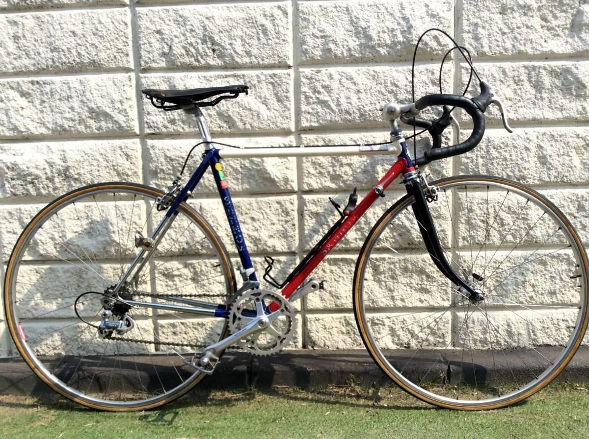 レア品 点検込みロードバイクTAKAHASHI SANNOW(TANGE) 即決金額で発送無料。