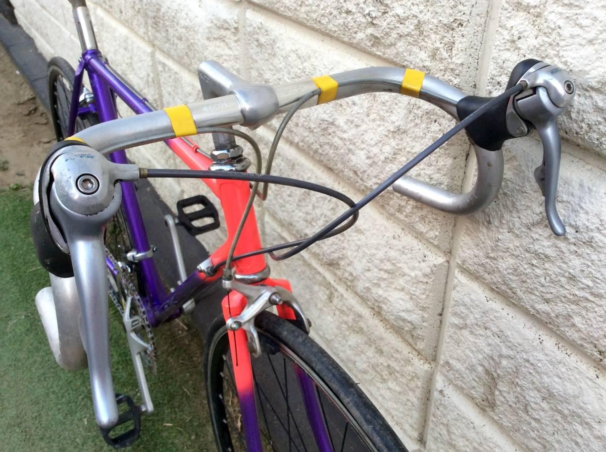 レア品 中古品 ロードバイク 700c 当時物 メーカー不明 即決金額で発送無料。_画像5