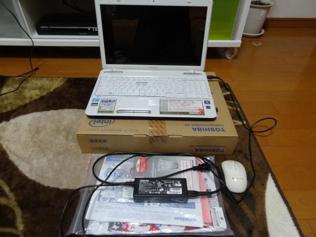 TOSHIBA ダイナブックT451/57DW core i7-2670QM 15,6ワイドHD ブルーレイドライブ エクセル、ワードノートパソコン_画像8