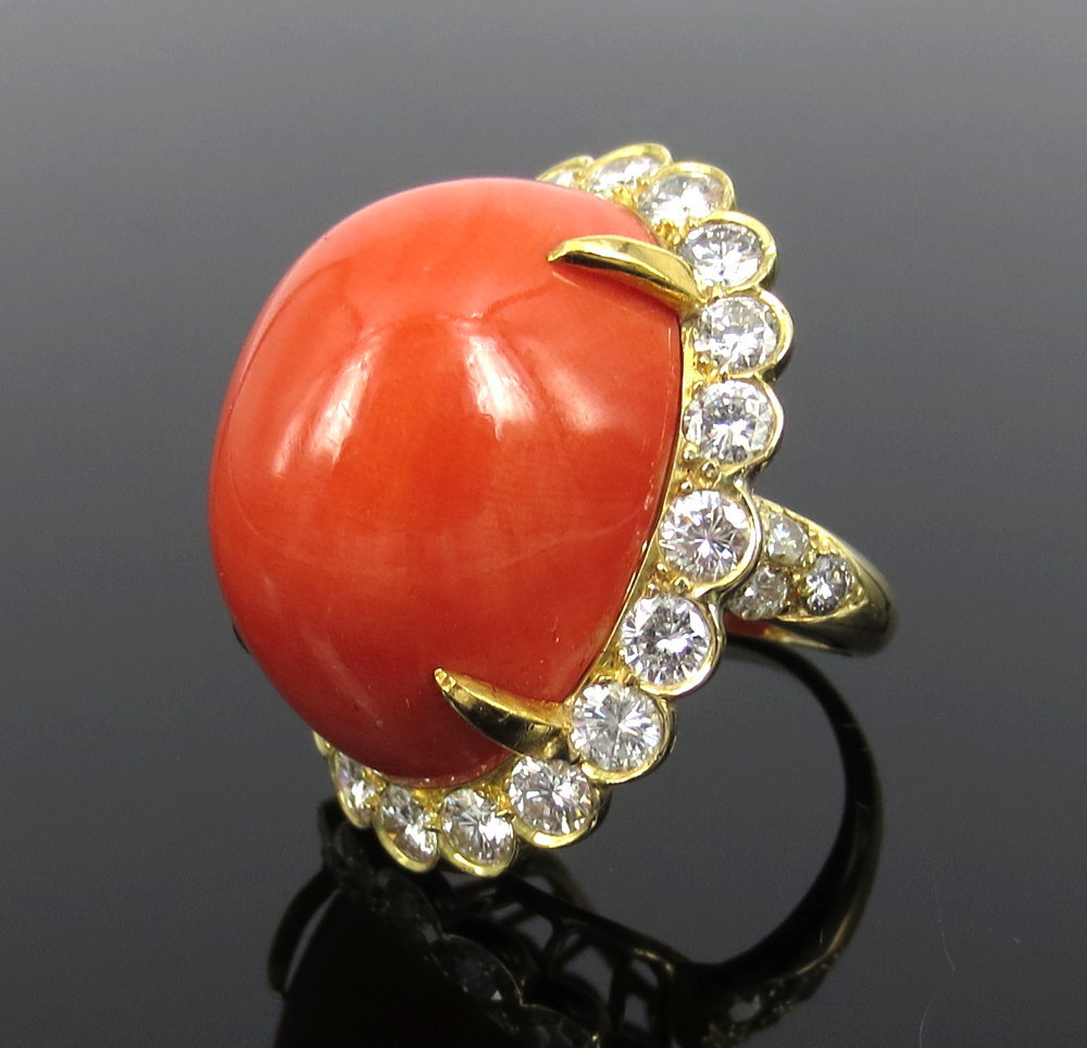 ◆ヴァンクリーフ◆Van Cleef & Arpels VCA◆ 《4.30ct ダイヤモンド》 【18金ホワイトゴールド 18K】 ◆リング◆指輪◆_画像1