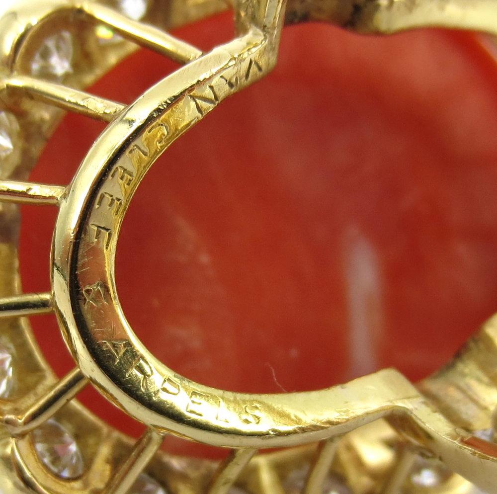 ◆ヴァンクリーフ◆Van Cleef & Arpels VCA◆ 《4.30ct ダイヤモンド》 【18金ホワイトゴールド 18K】 ◆リング◆指輪◆_画像2