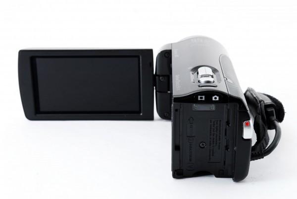 綺麗な外観 ソニー SONY HDR-CX270V HDR CX 270 V Handycam ハンディカム ◇ 1693_画像6