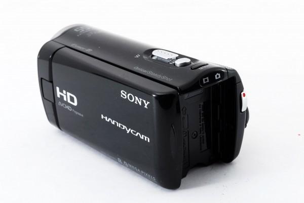 綺麗な外観 ソニー SONY HDR-CX270V HDR CX 270 V Handycam ハンディカム ◇ 1693_画像5