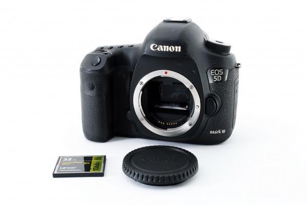 綺麗な外観 キヤノン Canon EOS 5D MARK3 MARKⅢ MARK Ⅲ ◇ 1618