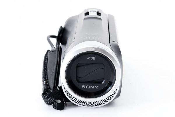 綺麗な外観 ソニー SONY HDR-CX485 HDR CX485 Handycam ハンディカム ◇ 1667_画像2