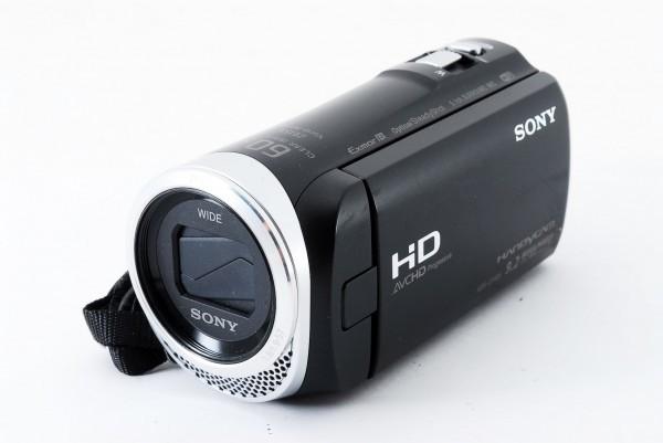 綺麗な外観 ソニー SONY HDR-CX485 HDR CX485 Handycam ハンディカム ◇ 1667