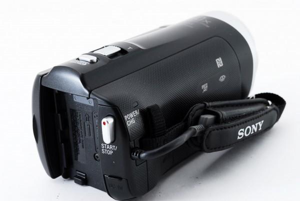 綺麗な外観 ソニー SONY HDR-CX485 HDR CX485 Handycam ハンディカム ◇ 1667_画像5