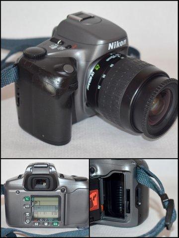 ニコンNikon PRONEA 600i /IX-Nikkor 24-70mm F3.5-5.6/ COSINA コシナ 100mm 1:3.5 MACRO/OLYMPUS IZM200 38-80mm コンパクトカメラ/BVH81_画像3