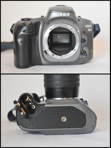 ニコンNikon PRONEA 600i /IX-Nikkor 24-70mm F3.5-5.6/ COSINA コシナ 100mm 1:3.5 MACRO/OLYMPUS IZM200 38-80mm コンパクトカメラ/BVH81_画像4