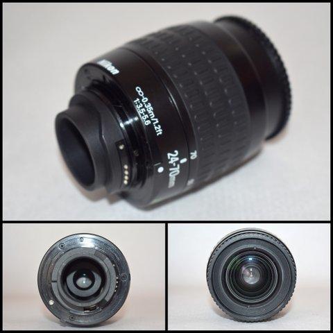 ニコンNikon PRONEA 600i /IX-Nikkor 24-70mm F3.5-5.6/ COSINA コシナ 100mm 1:3.5 MACRO/OLYMPUS IZM200 38-80mm コンパクトカメラ/BVH81_画像7