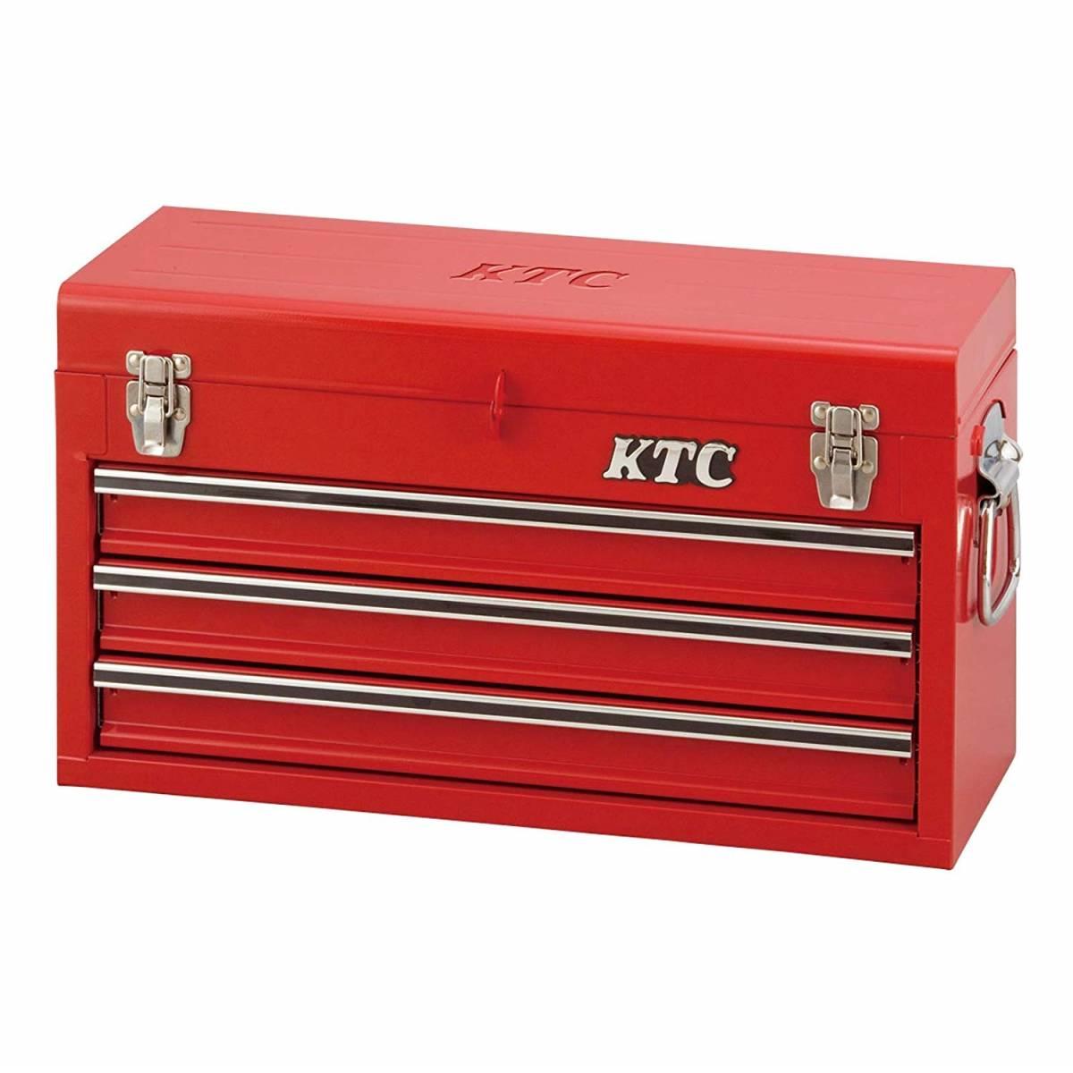 【KTC】ベアリングツールチェスト SKX0213 レッド 新品_画像2