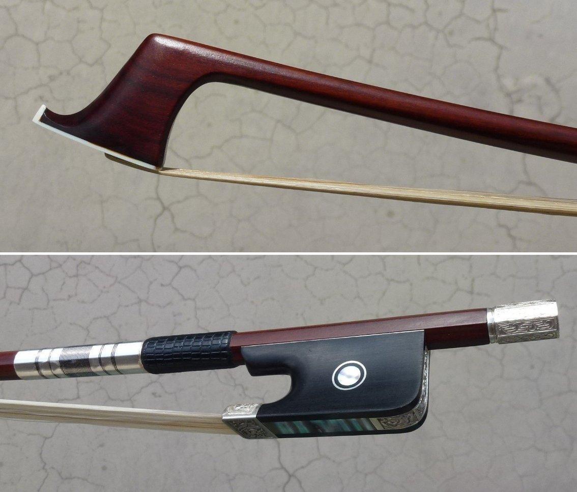 チェロ弓 4/4サイズ ペカットモデル_画像4