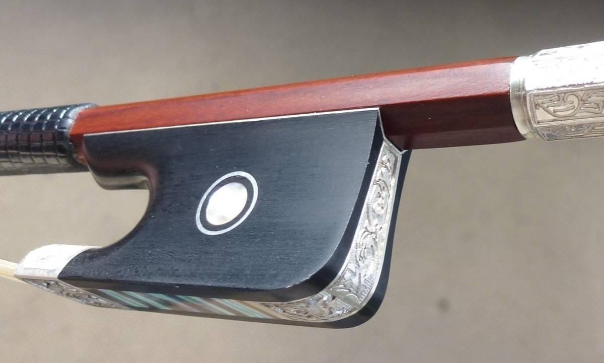 チェロ弓 4/4サイズ ペカットモデル_画像5