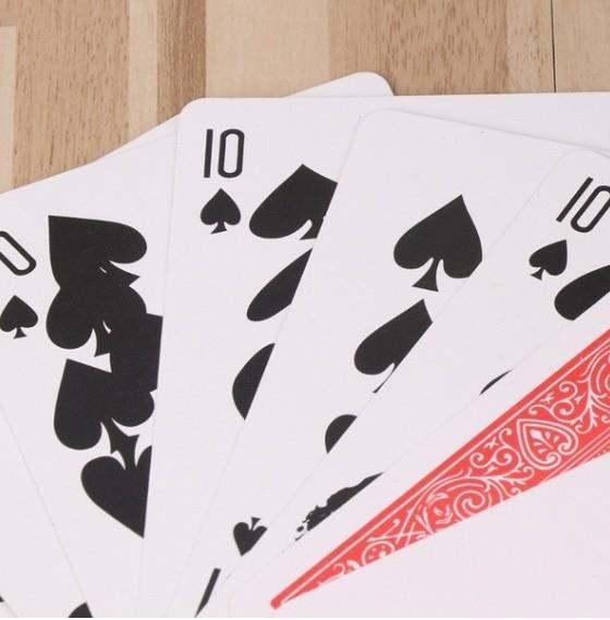 Z255 手品 マジック 魔法 高速印刷ギミック カード トリック 小道具 マジシャン トランプ 多機能 高品質 宴会 飲み会_画像8