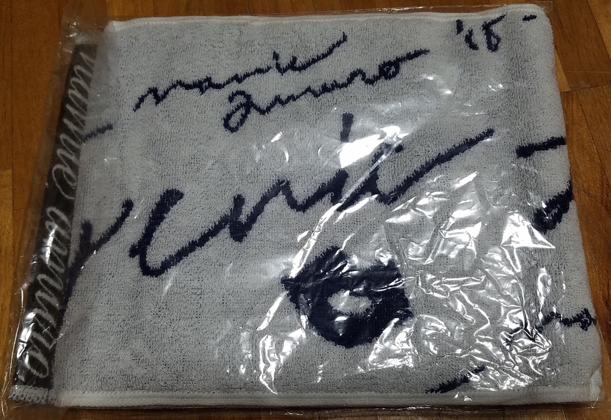 ♪安室奈美恵 LIVE GENIC マフラータオル&クリアファイル♪★_画像3