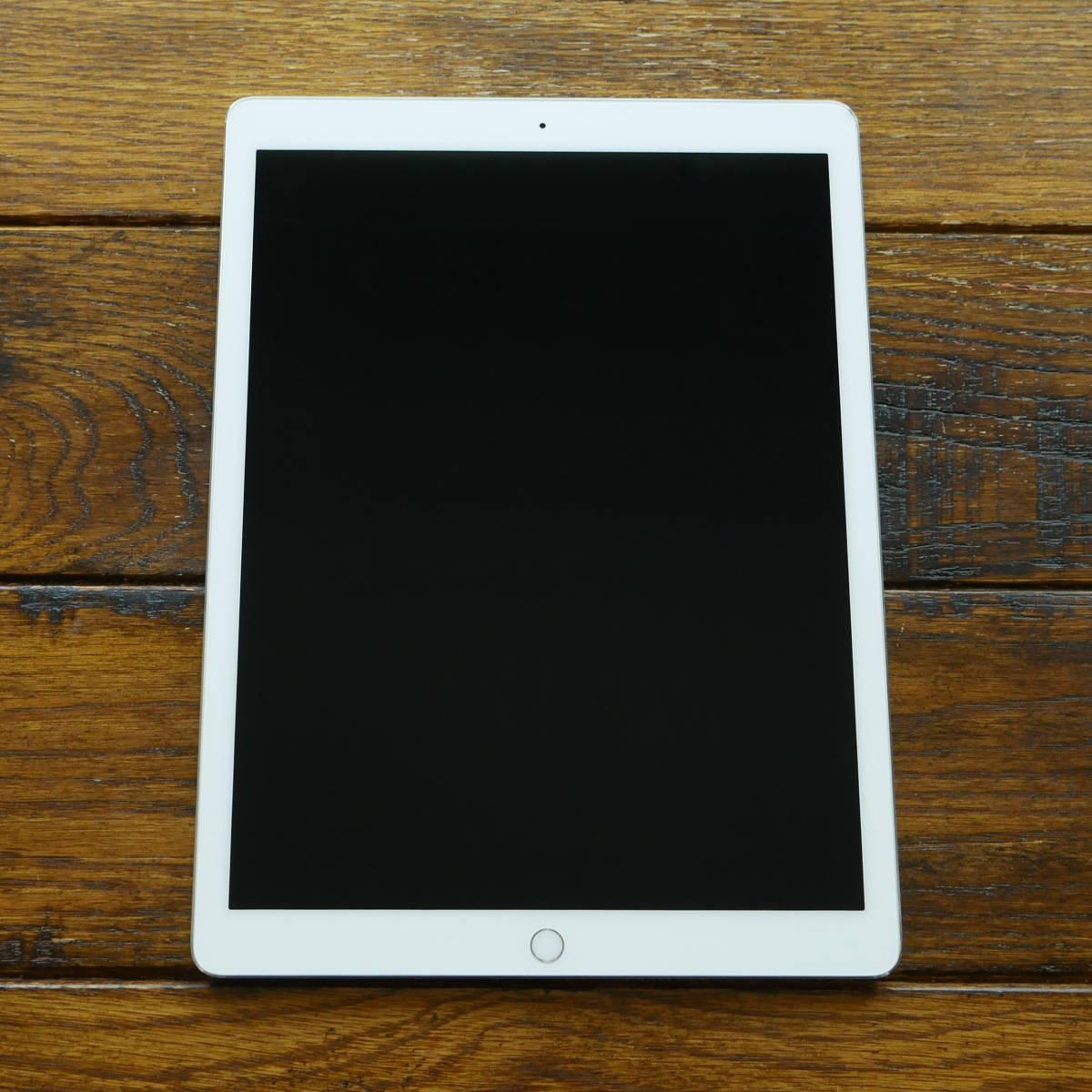 Apple iPad Pro(初代)12.9インチ Wi-Fi 128GB シルバー ML0Q2J/A