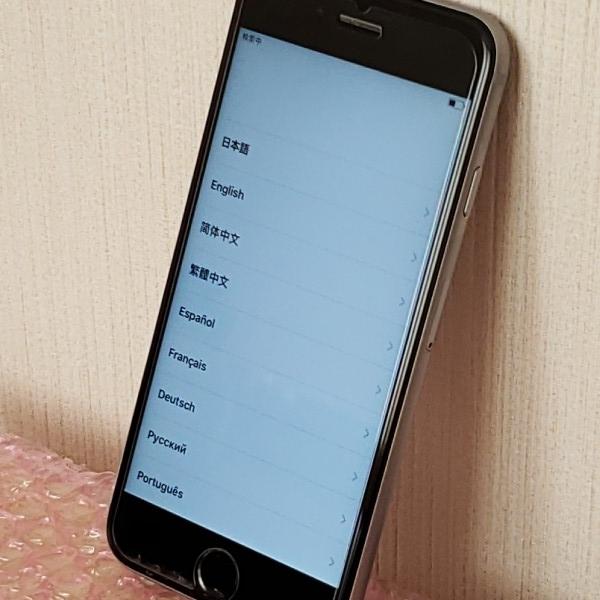 ★☆送料無料 SIMロック解除済 iPhone6s スペースグレイ 状態良好☆★