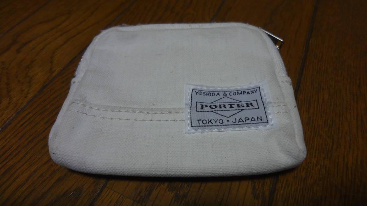 4d837aaf682b 代購代標第一品牌- 樂淘letao - PORTER! ポーター! 小物入れ! 白!