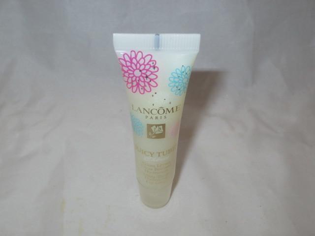 beautiful goods Lancome LANCOMEju-si- tube lip gloss 14g 49 white Grace free shipping