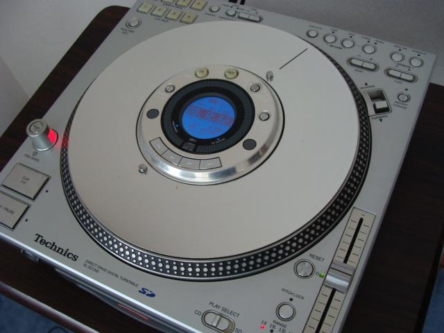 ☆★テクニクス SL-DZ1200 1ヶ月保証あり 77円売り切り!!