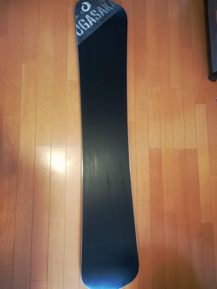 ogasaka FC-X 17-18モデル 158 中古_画像2