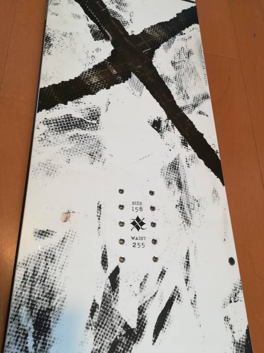 ogasaka FC-X 17-18モデル 158 中古_画像3