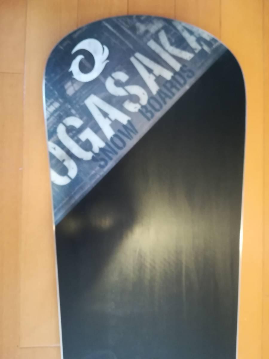 ogasaka FC-X 17-18モデル 158 中古_画像5