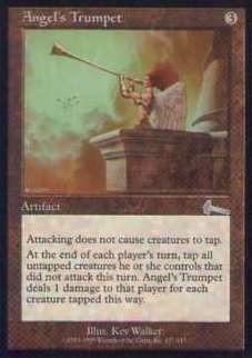 027050-002 UL/ULG 天使のトランペット/Angel's Trumpet 英2枚_画像1