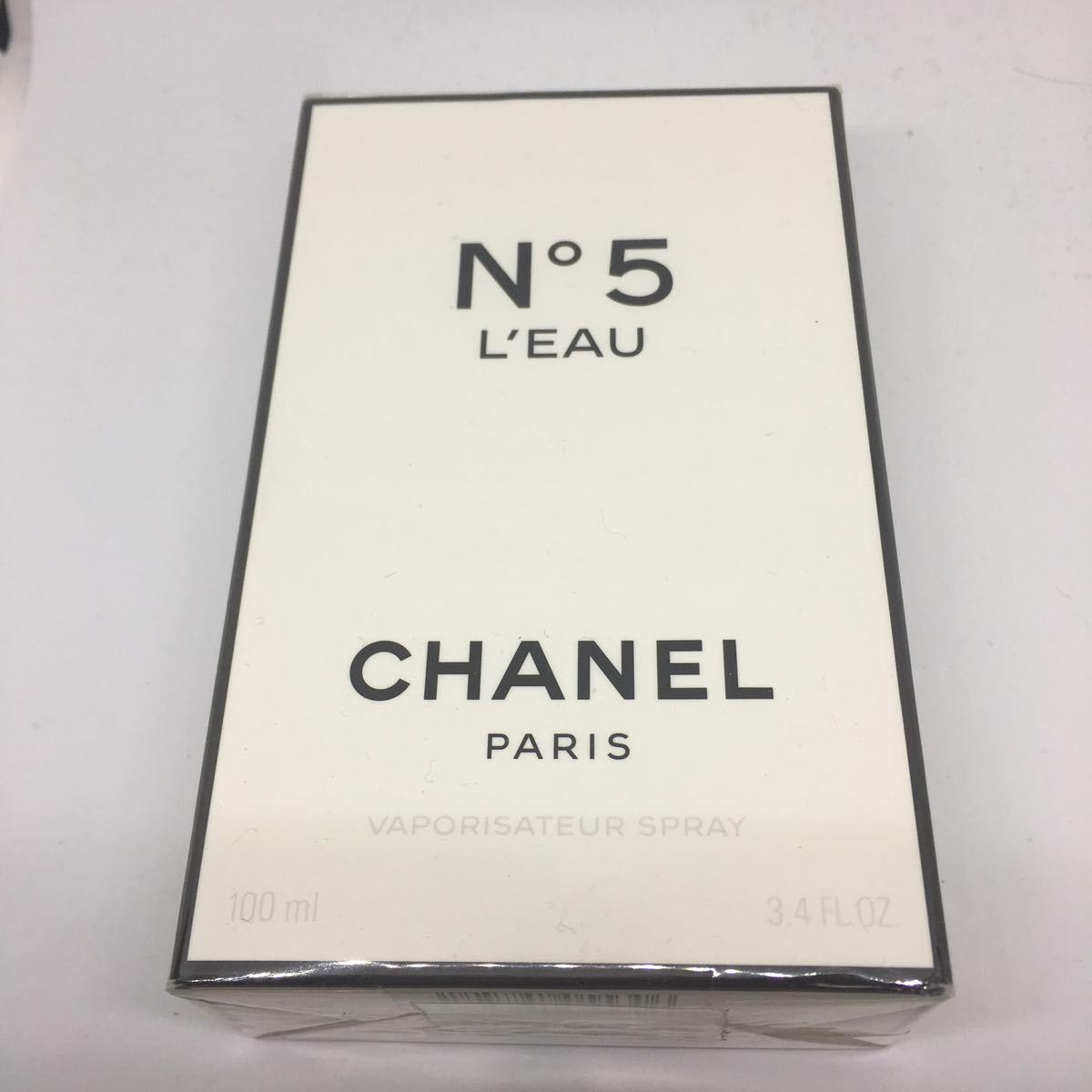 [新品未使用品] シャネル(CHANEL) No.5 ロー EDT SP 100ml
