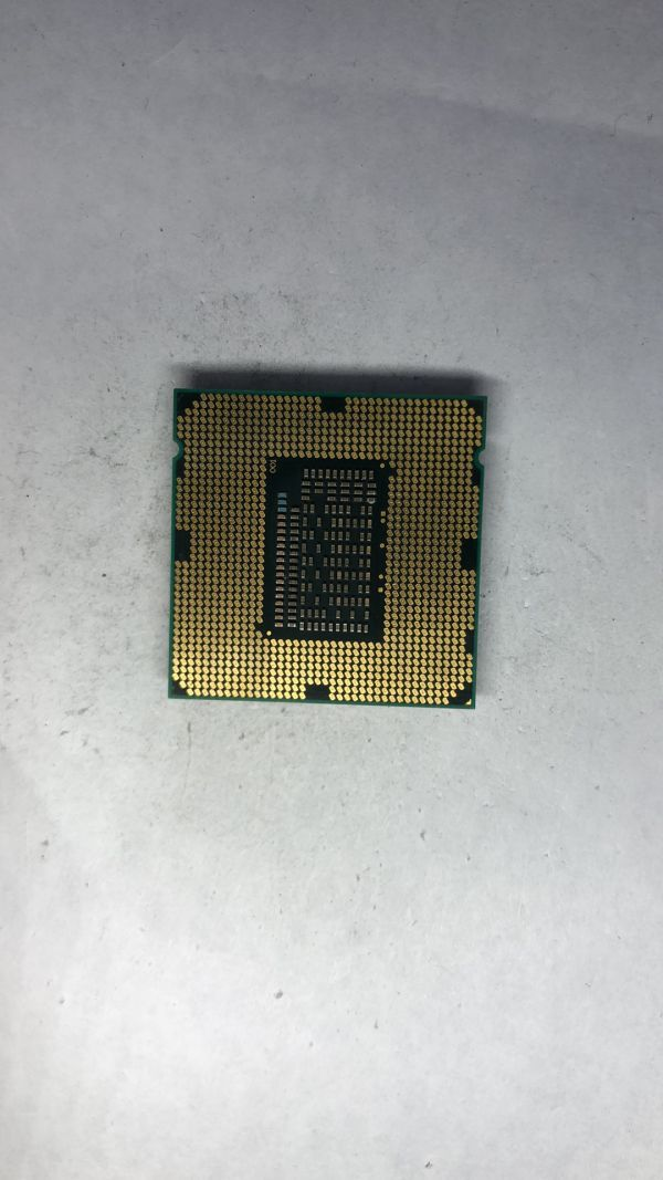 CPU Intel i7-2600K SR00C 3.40Ghz LGA1155 ジャンク_画像2
