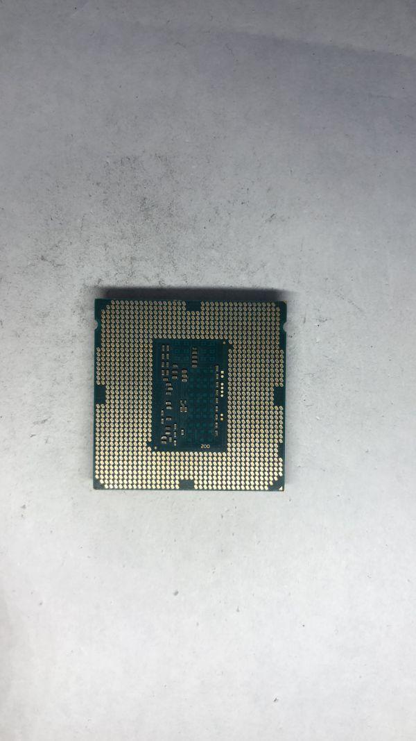 CPU Intel i7-4770K SR147 3050Ghz LGA1150 ジャンク_画像2