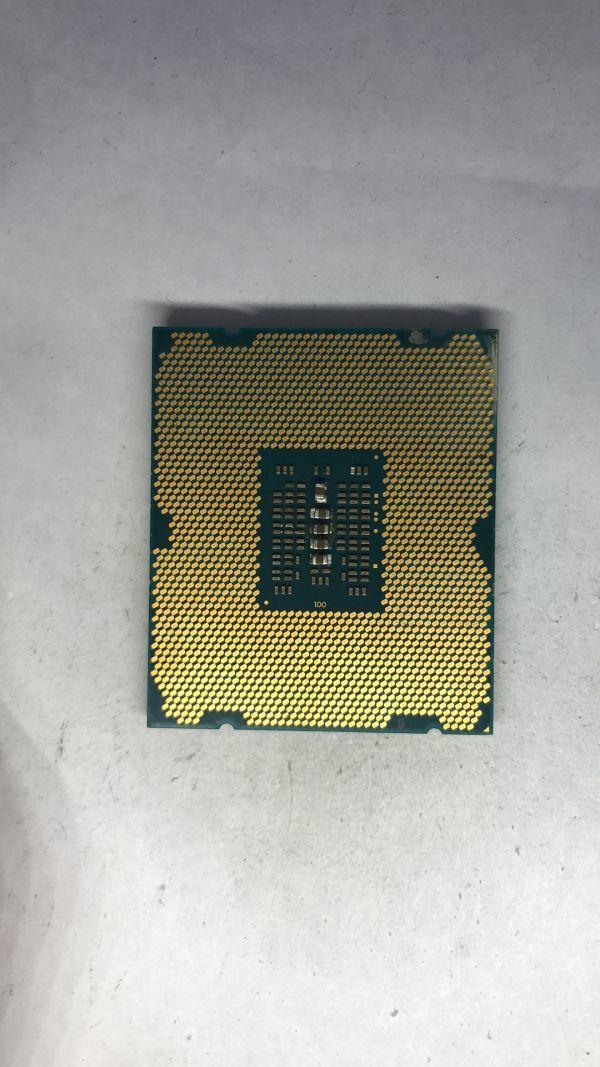 CPU Intel i7-4960X SR1AS 3.60Ghz LGA2011 ジャンク 1_画像2