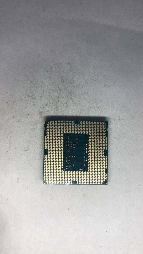 CPU Intel i7-4770 SR149 3.40Ghz LGA1150 ジャンク_画像2