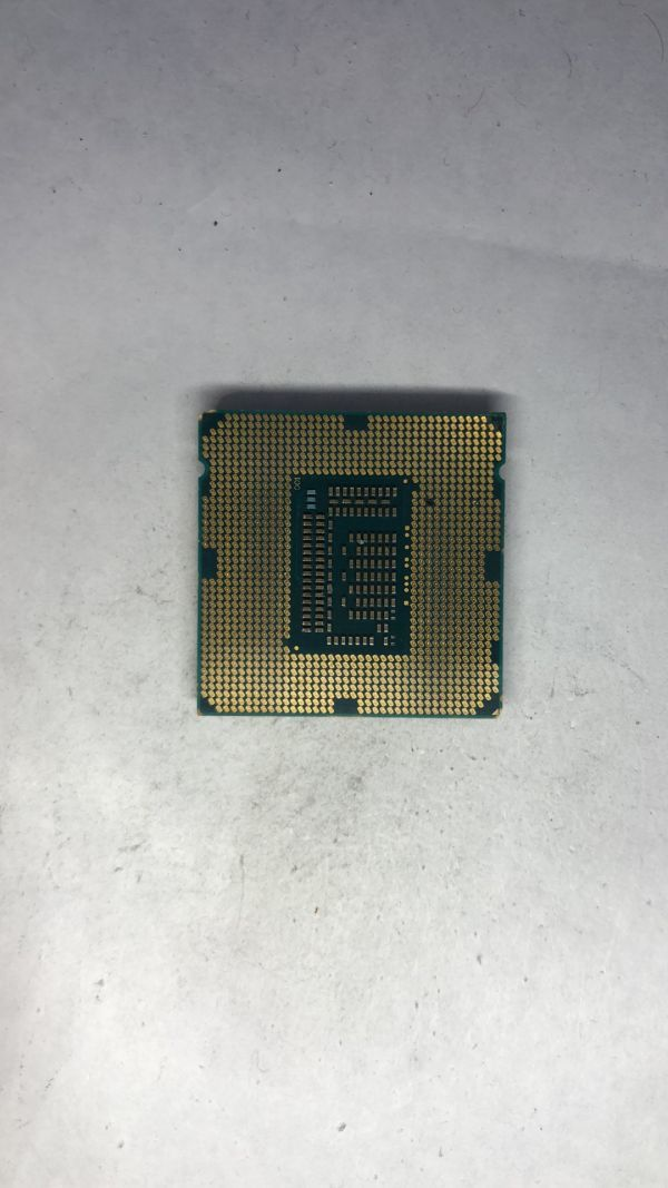 CPU Intel i7-3770K SR0PL 3.50Ghz LGA1155 ジャンク_画像2