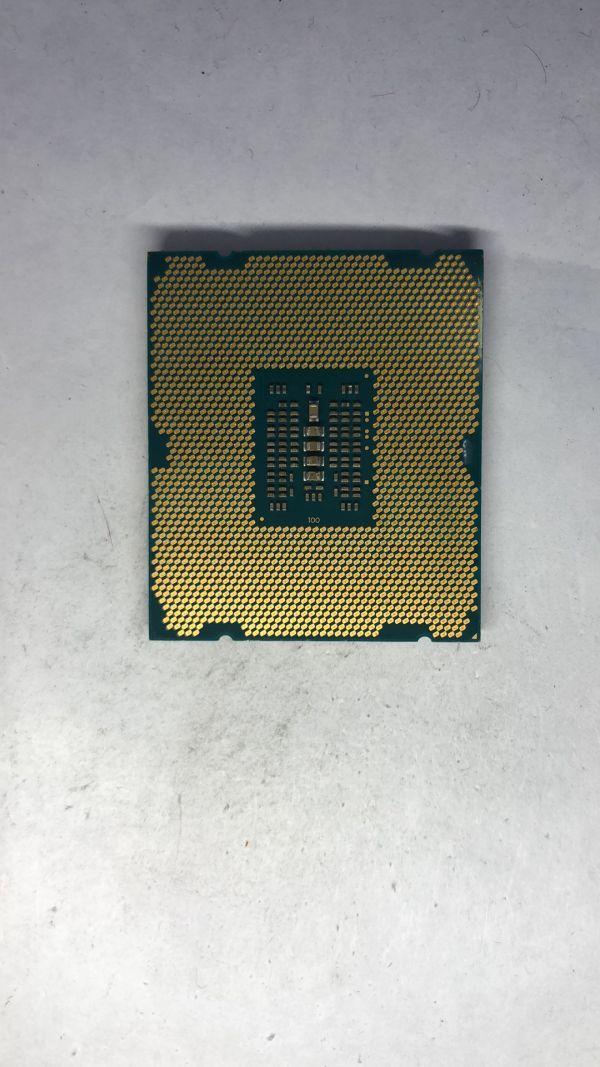 CPU Intel i7-4960X SR1AS 3.60Ghz LGA2011 ジャンク _画像2