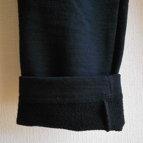 新品未使用・Jackman・GG SWEAT TROUSERS・Mサイズ・BLACK・日本製・ジャックマン_画像4