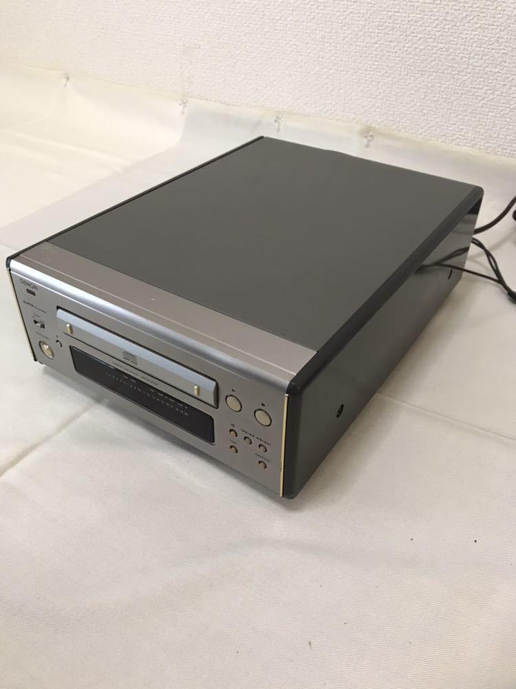 DENON CDプレーヤー DCD-7.5L 動作品 ジャンク扱い 8m6045_画像5