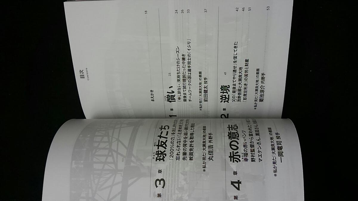 大瀬良大地 メッセージBOOK 大地を拓く 広島東洋カープ 野球人生 ドラフト 新人王 私生活 私服姿 貴重写真 素顔 即決_画像6