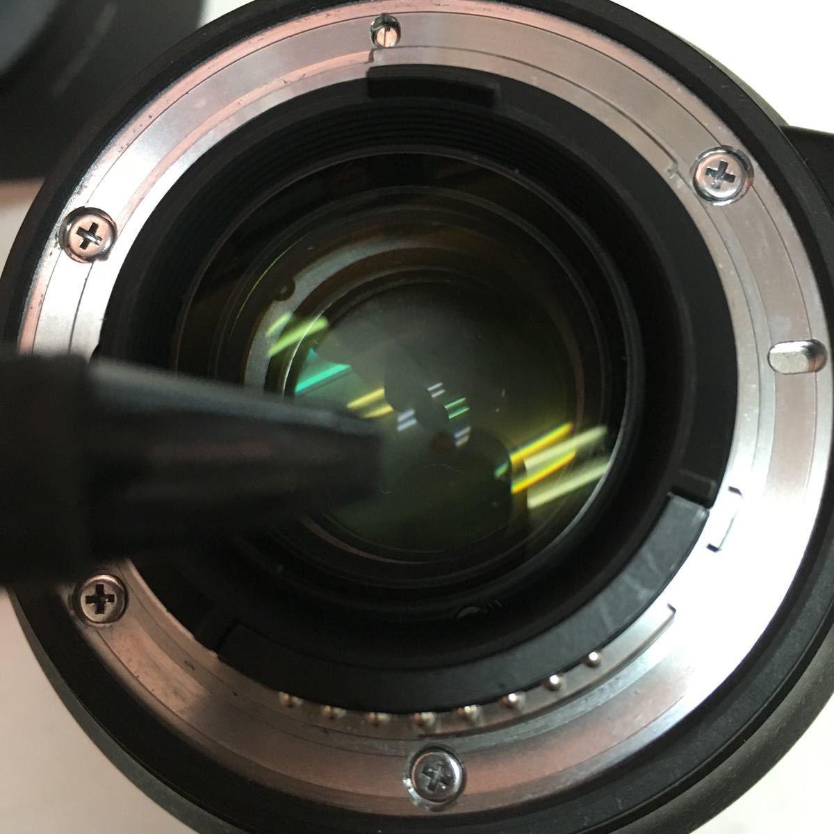 混入あり Nikon 標準ズームレンズ AF-S NIKKOR 24-120mm f/4G ED VR フルサイズ対応_画像7