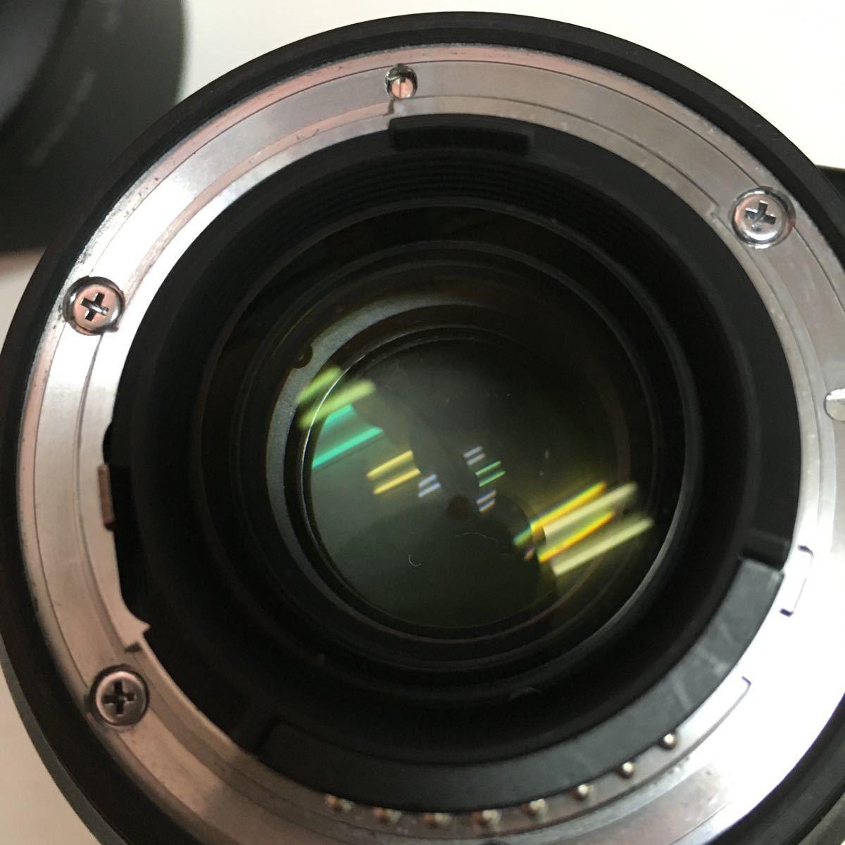 混入あり Nikon 標準ズームレンズ AF-S NIKKOR 24-120mm f/4G ED VR フルサイズ対応_画像8