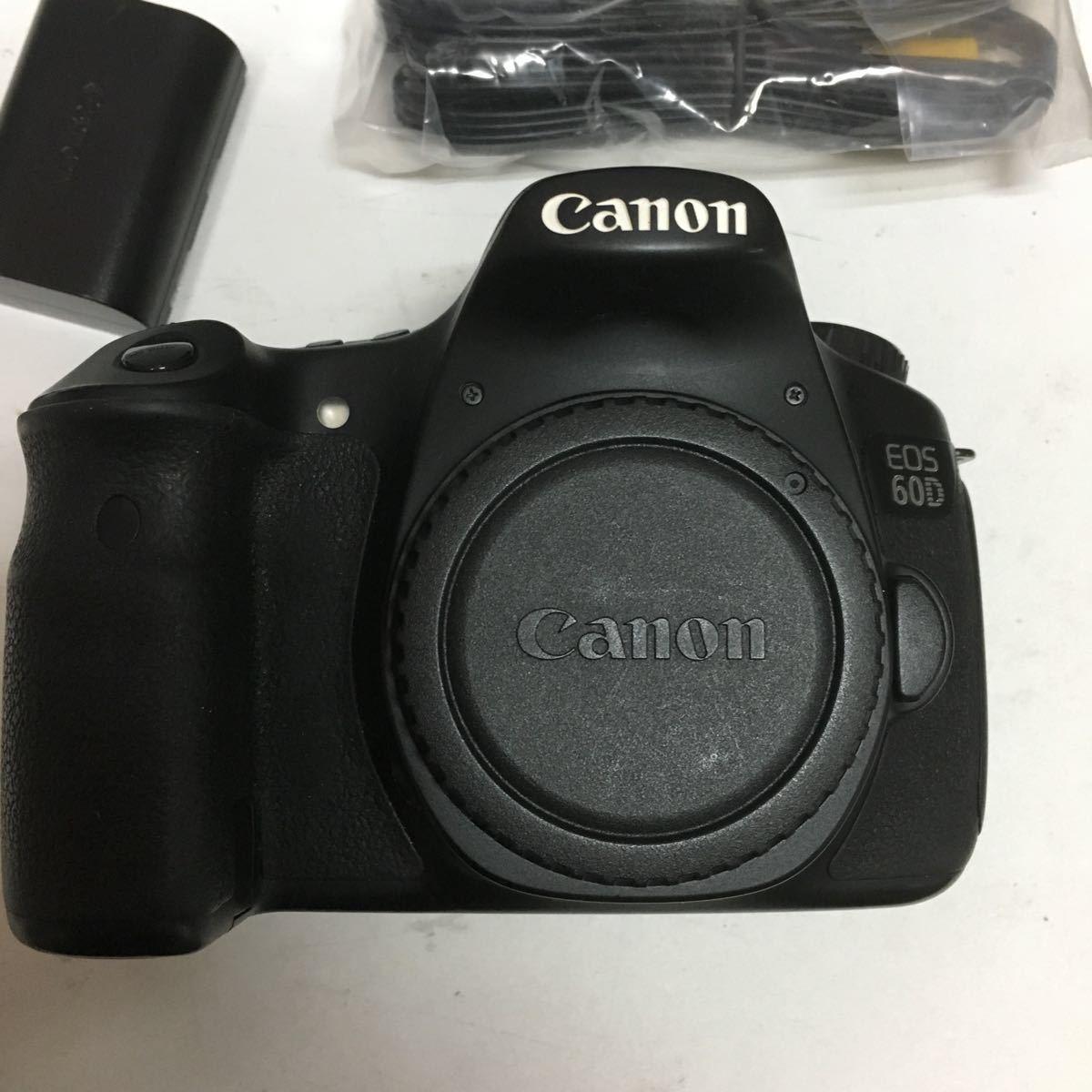 Canon デジタル一眼レフカメラ EOS 60D ボディ EOS60D_画像3
