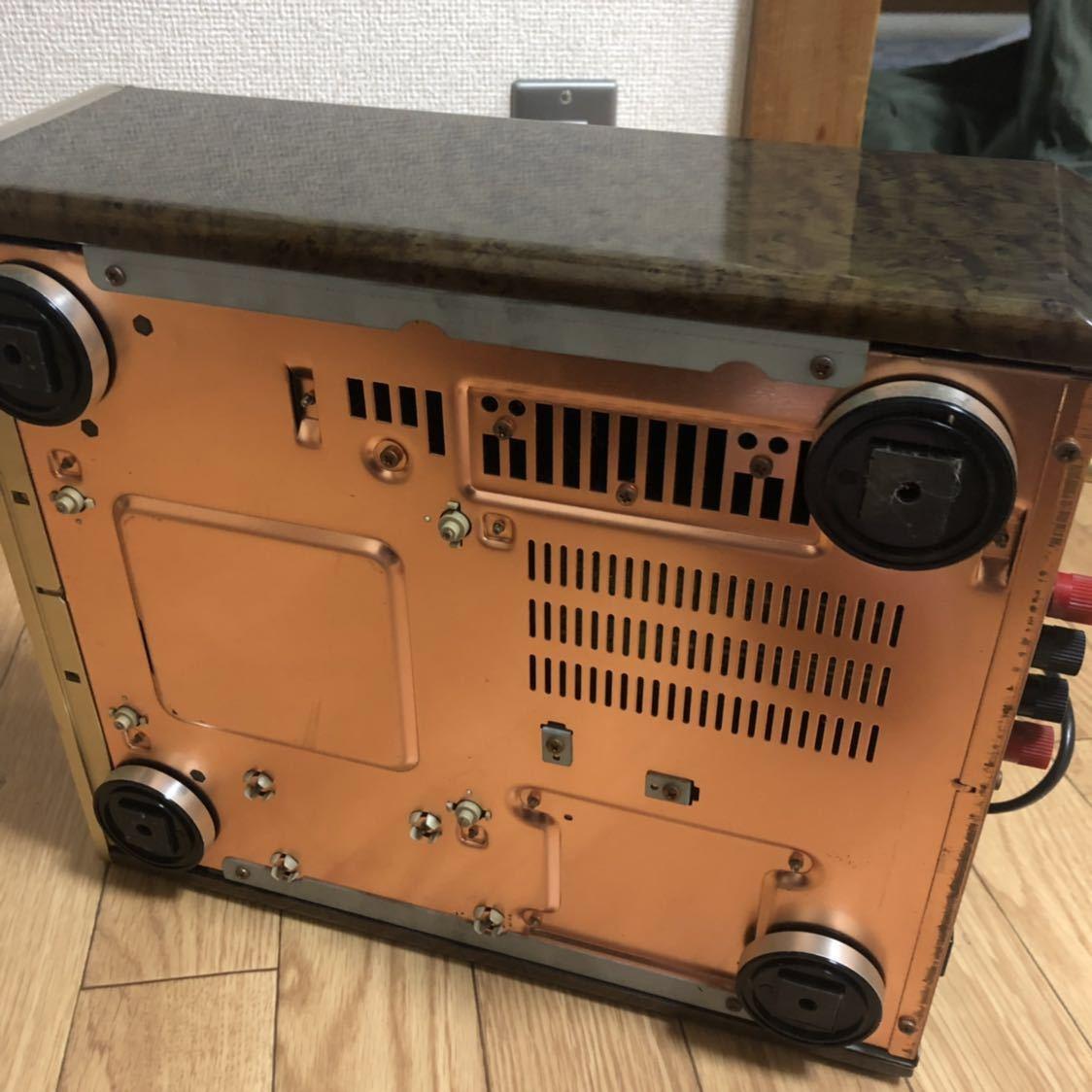 Bose CDレシーバー PLS-1410 ◇ BOSE スピーカー ADVANCED SOUND SYSTEM Model 125 セット_画像6