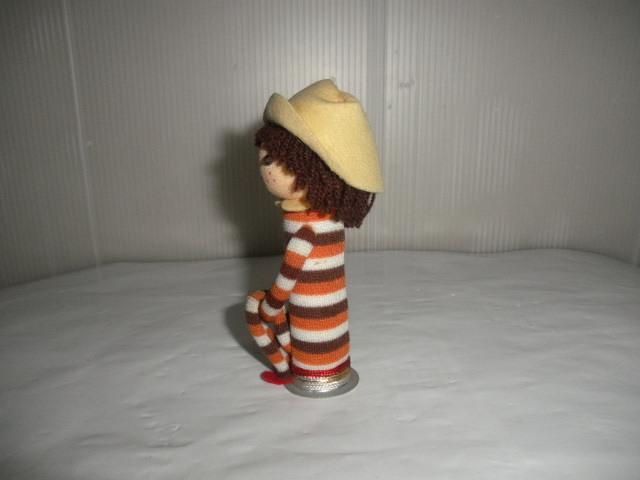 @@ 外国 西洋 癒しの人形 人形 古い~ぃ人形 アンティーク レトロ 可愛い人形 インテリア 雑貨 ディスプレィ_画像3